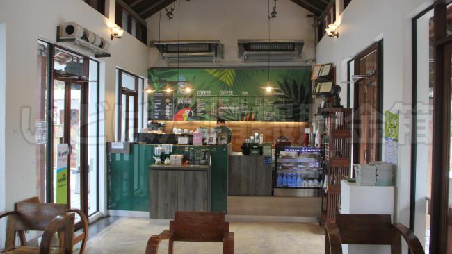 タイと言えばアマゾンカフェ!?そんなアマゾンカフェが日本の福島に1号店をオープンしてた!